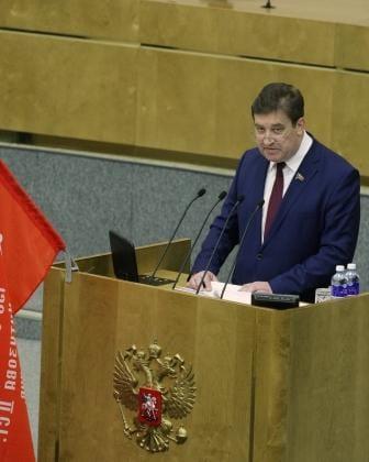 Виктор Гончаров. Выступление в Госдуме 24 апреля 2015 года